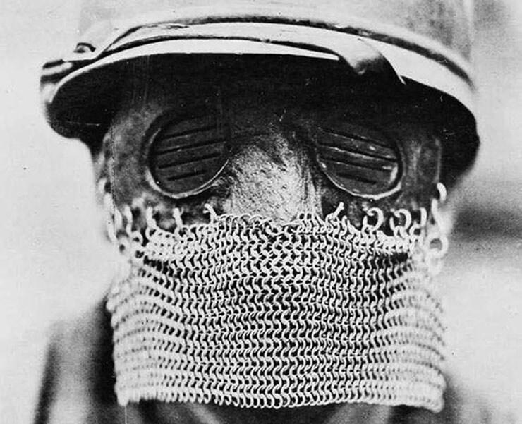 maschera anti frammentazione