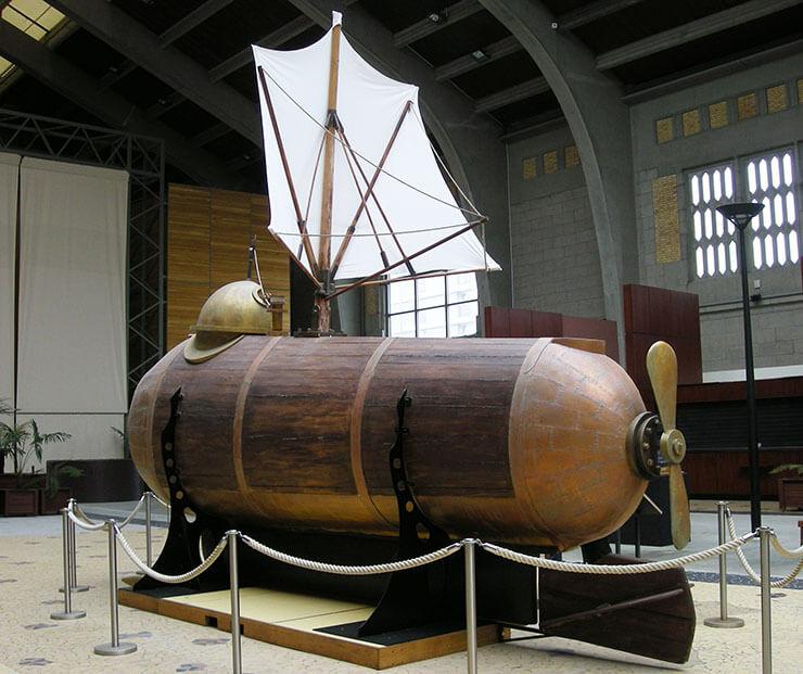 nautilus sottomarino sommergibile