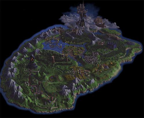 medievil-mappa