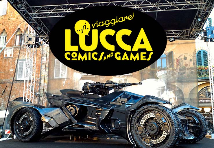 lucca comics and games 2015