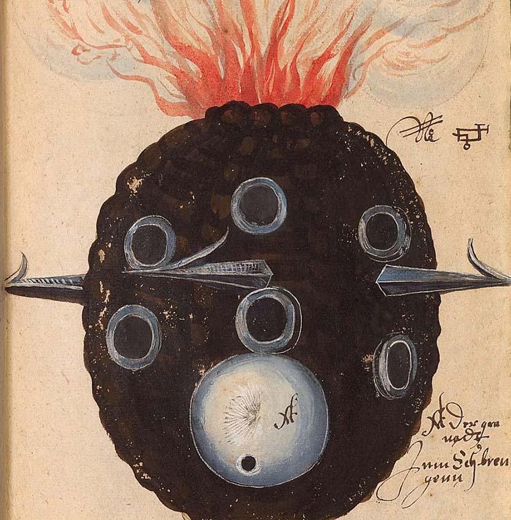 palla di fuoco