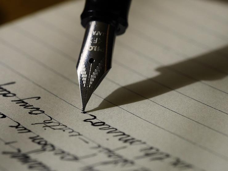 fatica di scrivere