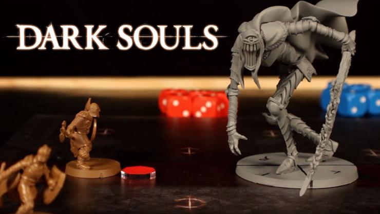 gioco da tavolo dark souls