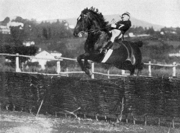 Federico caprilli padre dell 39 equitazione moderna - Nostro padre versione moderna ...