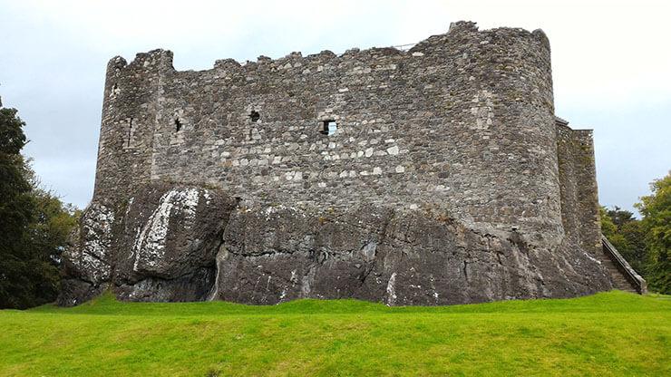 castello di dunstaffnage