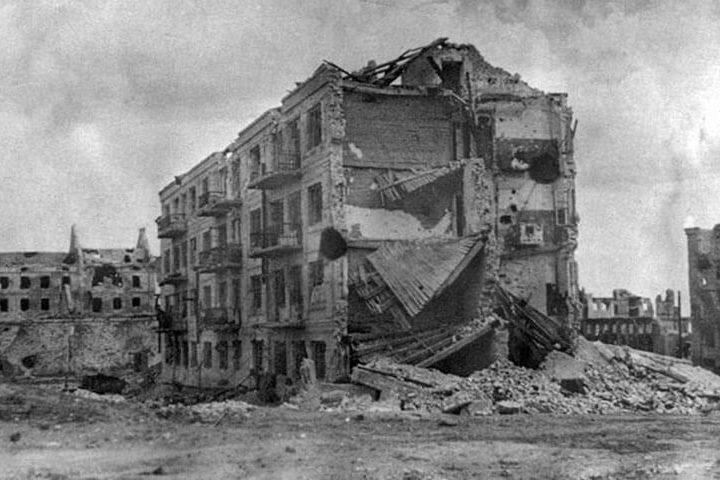 casa pavlov, il palazzo difeso dal sergente Pavlov contro le orde di nazisti