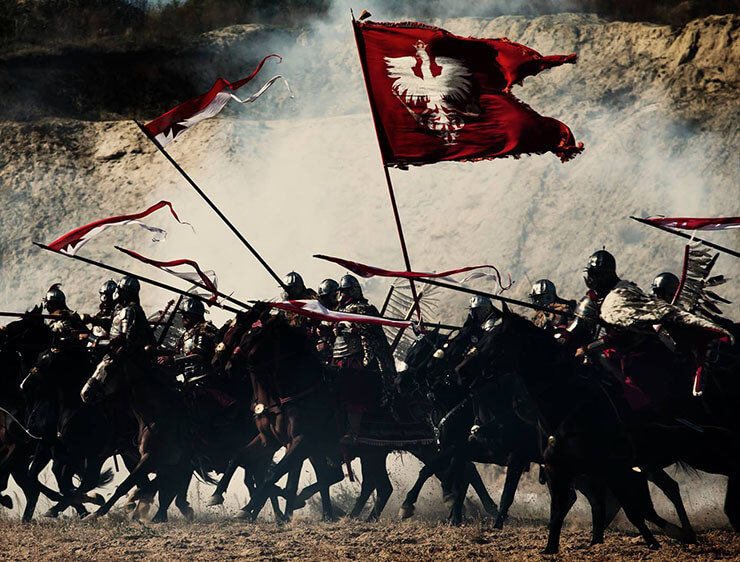 cariche di cavalleria famose nella storia