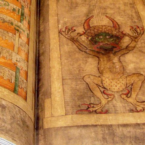 bibbia del diavolo codex gigas