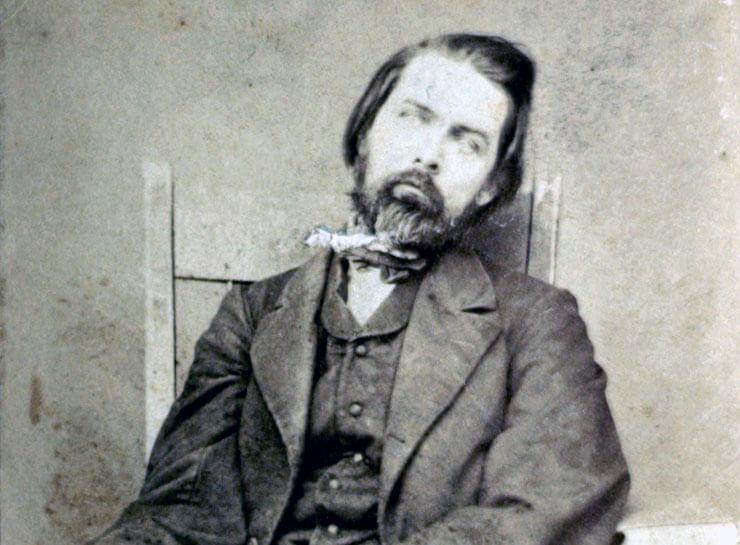 fotografare i morti 1800