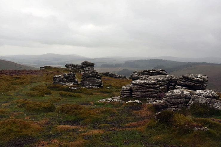 leggenda delle brughiere del Dartmoor