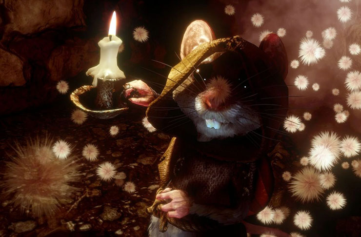 ghost of a tale topo tilo