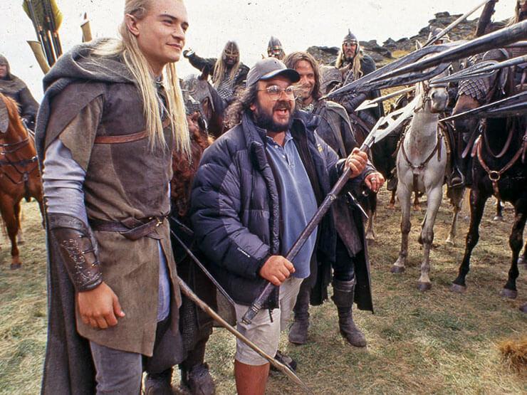 Legolas si rompe una costola ne Il Signore degli Anelli
