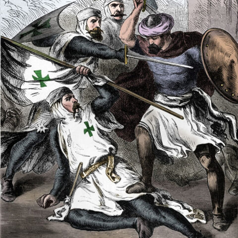 cavalieri di san lazzaro crociati