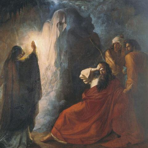 il necromante mago dei morti