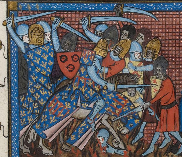 insubordinazione nella guerra medievale