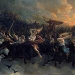cavalieri fantasma della caccia selvaggia