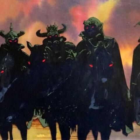 armata dei morti di walchelin